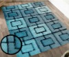 Feather Yarn Shaggy Carpet/Rug