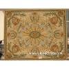 Flat Weave Wool Rug yt-8025