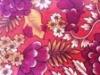 Flocked Velvet for sofa