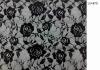 Floral Design Lace Fabric