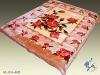 Flower Printed Blanket