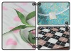 Flower Printed Coral Fleece Blanket for Baby