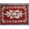 Flower carpet tile for outdoor
