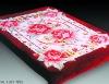 Flower printed Adult Blanket