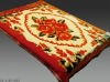 Flower printed Adult Blanket