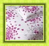 Flowers romantic printed cotton sheets bedding