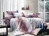 Fresh style!100% cotton creative printed bedding set