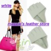 From sex and the city Five Finger Half Gloves (White)