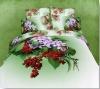 Fruit Photo reactive printed Bed sheet/Bedding sheet