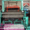 Full Automatic Weft and Warp Woven Wire Mesh Machine