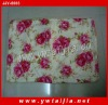 GOOD texture printed and soft linen pillow covers