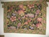 GORGEOUS LARGE 50 INCH WIDE TAPESTRY, WOOL