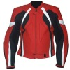 Genuine Leather Motorbike Jacket