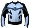Genuine Leather Motorbike Jacket,leather motorcycle jacket,racing jacket,leather jacket
