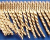 Golden Fringe Lace for Curtain/Lace in curtains/Fashion lace