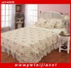 Good Texrure Beautiful And Printed Microfiber Quilt