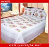 Good Texture Cotton Soft White Comforter Set