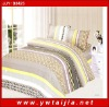 Good quality bedsheet sets 4 pcs/ luxury design bedding sets