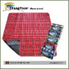 Good quality cashmere picnic mat/mats/child crawling mat