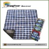 Good quality cashmere picnic mat/mats/child crawling mat