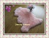 Gorgeous soft sheep skin floor rug