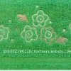 Green 100% Cotton Embroidery Towel