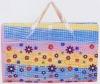 (H193)Plastic(PP) Fold Woven Beach Mat