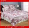 HOT New style 100% cotton printed bedding set--3PCS