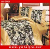 HOT sale comfortable imitation silk bed sheet