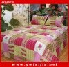 HOT sale wholesale and beautiful polyester quilt