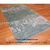 Hand Knotted 100% Bamboo Fiber Rug