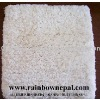 Hand Knotted 100% Bamboo Silk Shaggy Carpet
