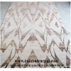 Hand Knotted Fashion Design Rug