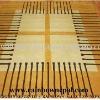 Hand Woven Tibetan 100% Wool Rug