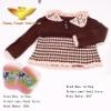 Hand knitting baby wool worsted yarn,milk like baby yarn