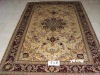 Handmade Pure Silk Carpet