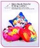 Heart microbead pillow / promotoin pillow / travel pillow