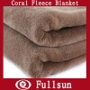 High Quality Coral Fleece Blanket