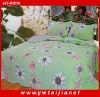 High Quality Printing 100 Cotton Quilted Bedspread