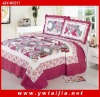 High Quality Soft And Beautiful Print Bedding Set