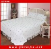 High Quality Soft And Embroidered 100 Cotton Quilt