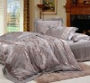 High quality Jacquard bedding set/bed Cover/bed sheet