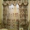 High-quality jacquard curtain