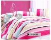 High quality printed bedding set/bed sheet