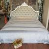 Horizontal stripe new bed sheet design