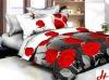 Hot! Reactive printed bedding set/ali home textile