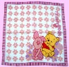 Hot Sale Cute Handkerchief 40*40cm For Kids