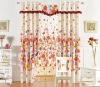 Hot Sell !! Exquisite Design Finished Curtain