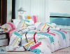 Hot Selling Printed Bed Cover Set