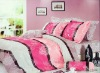 Hot sell print bed sheet sets
